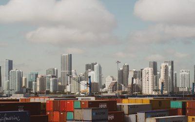 Puerto de Miami reporta nuevo récord de carga