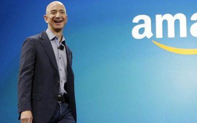 ¿Quién reemplazará al magnate Jeff Bezos en Amazon?