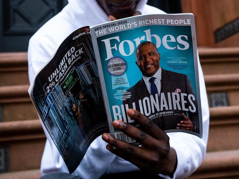 Lista Forbes 2021: estas son las personas más ricas del mundo