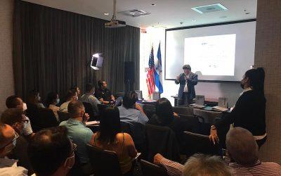 FEBICHAM participa en iniciativa Get-Start Honduras en Miami