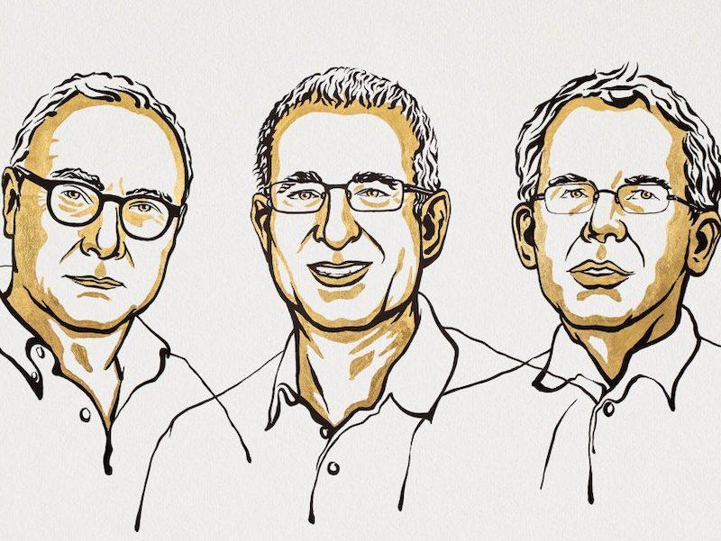Tres economistas residentes en EEUU ganan Nobel de Economía